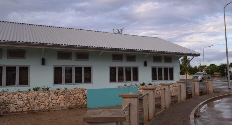 Building of old Sint Bernardus school gets new life