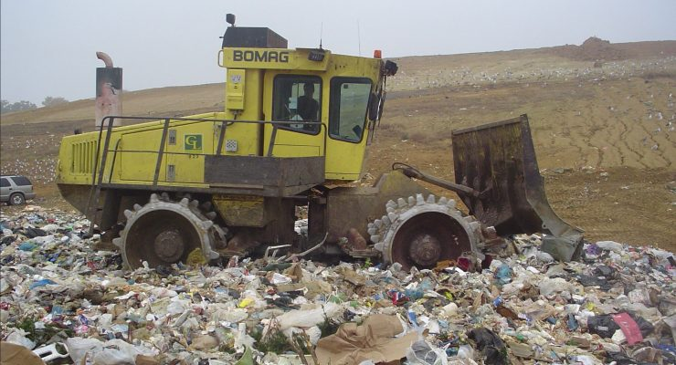 Sint Eustatius Waste Management N.V starts recruiting