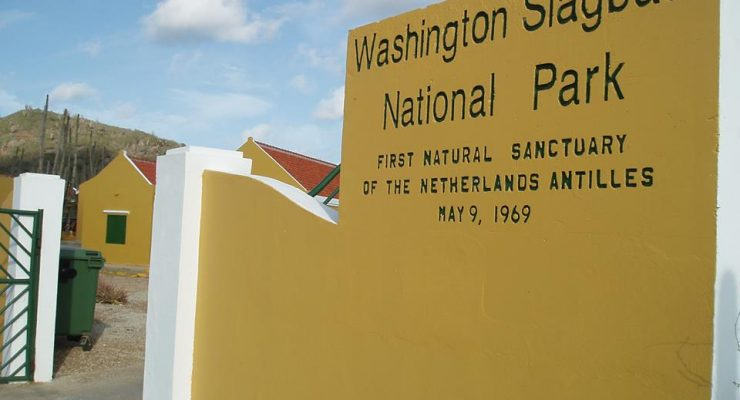 Washington Slagbaai National Park closed on September 11