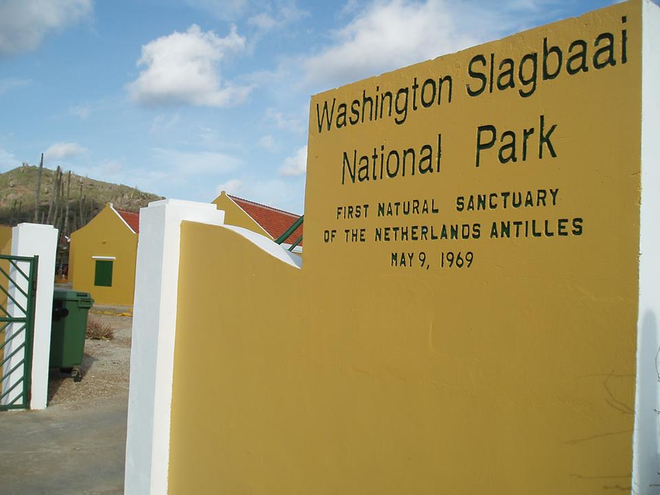 Washington Slagbaai National Park still closed