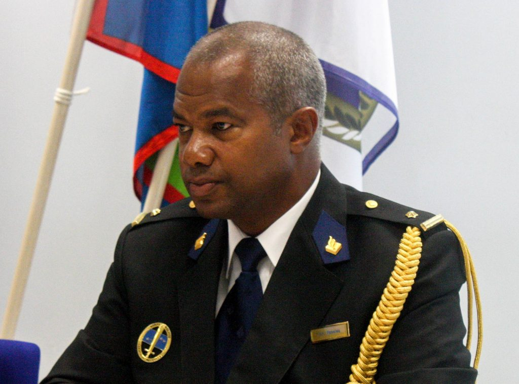 "New Chief of Police: ""Look forward to what you can do; not back to what you can't change"""