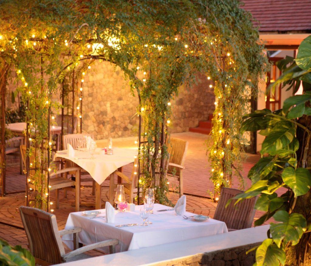 Queen's Gardens Restaurant in USA Today's Best Caribbean Restaurant Competition
