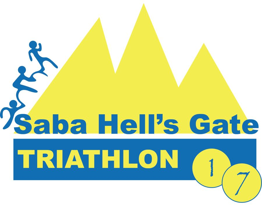 Saba Hell's Gate Triathlon 2017