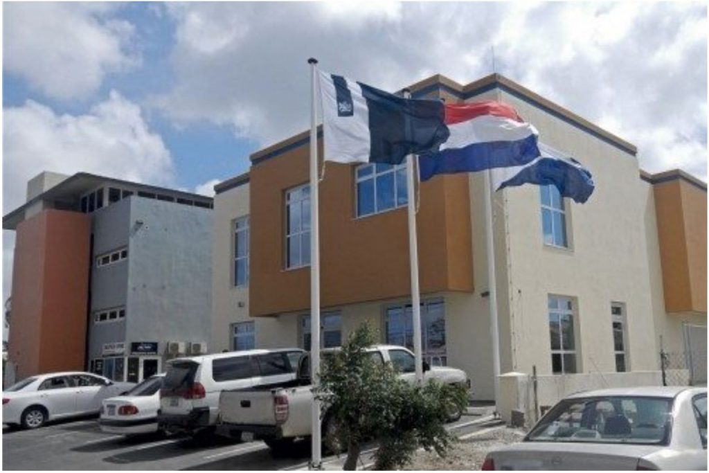 ZVK office BOnaire