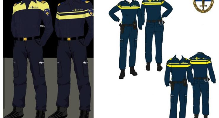 Try out with new uniform KPCN on Bonaire, St. Eustatius and Saba