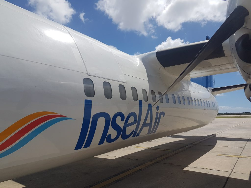 Dijksma: Embargo for Dutch Civil Servants on Insel Air stands