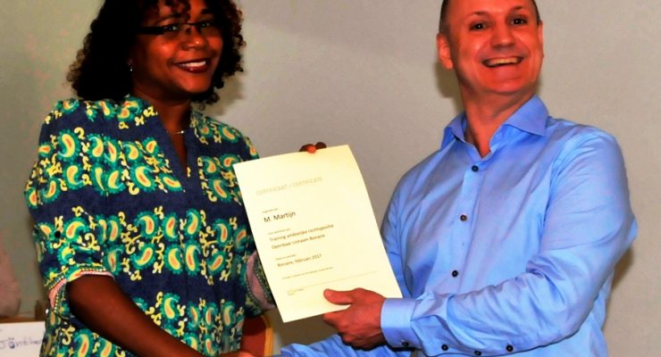 Labor Law training for government managers completed