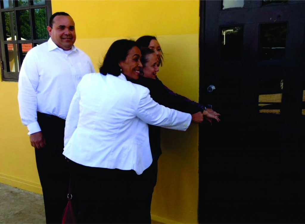 Auxiliary Government Office Rincon re-opened