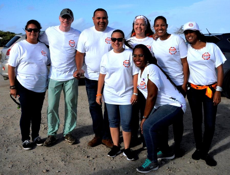 Over 1500 volunteers participate in Bon Doet