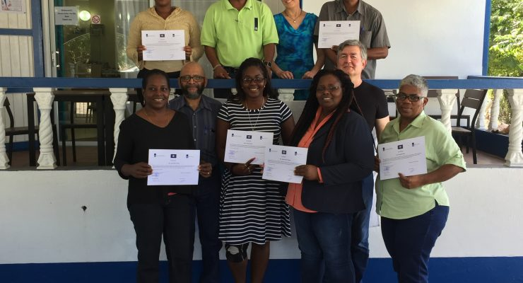 Course Archive management and preservation in Caribbean Netherlands