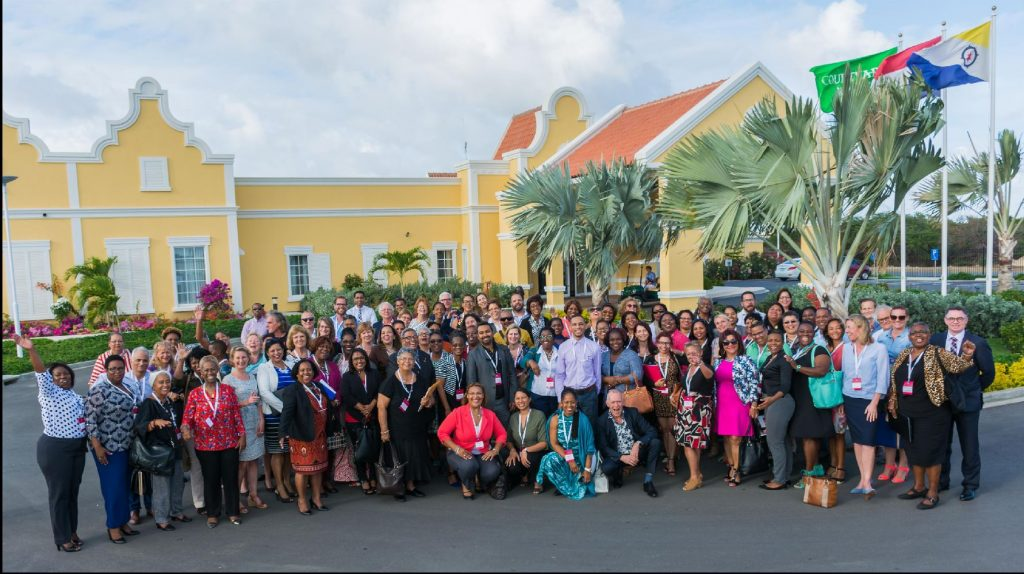 """Two-day conference """"Education as a basis for children's rights"""" held on Bonaire."""