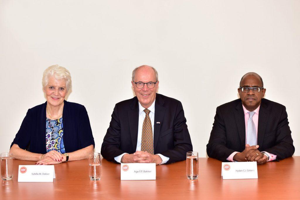 CFT: Present calculation of 'free allowance' unfavorable for Bonaire, Statia, Saba