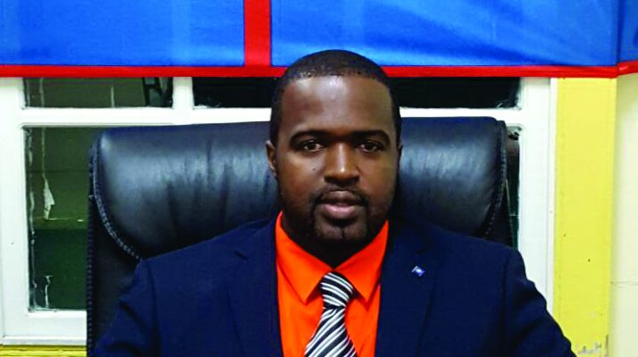 "Commisioner Woodley (PLP): ""Holland behaving like organized cartel"""