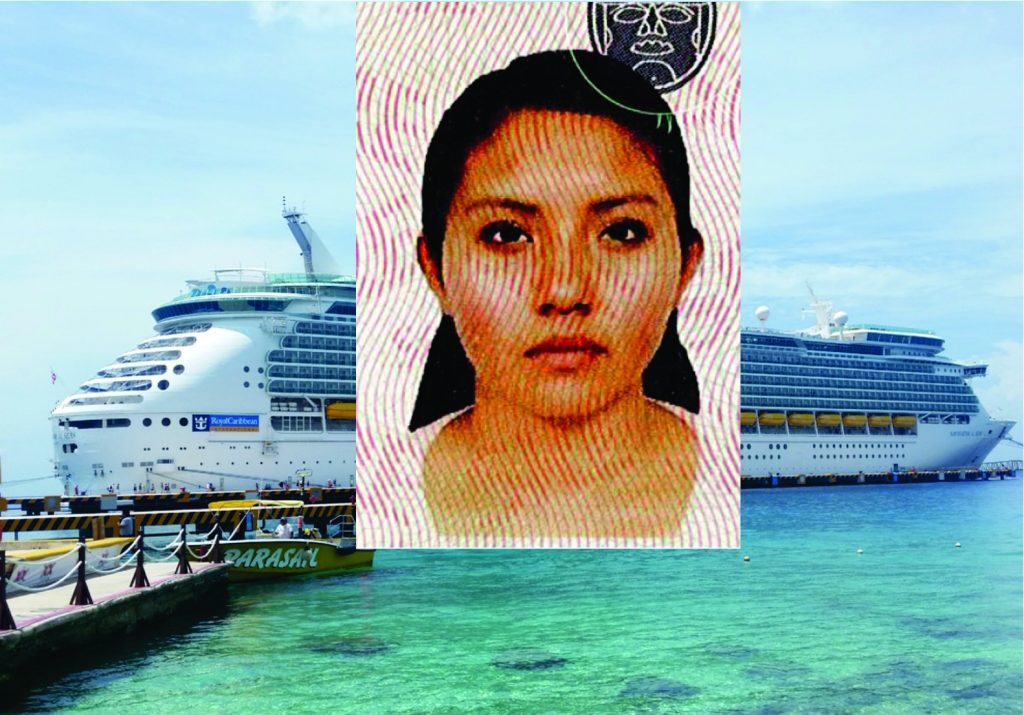 Police ask for help with case of missing cruise ship employee