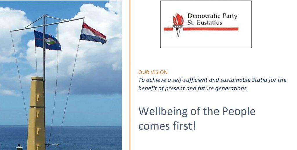 "DP Statia: Quest for autonomy of present coalition ""irresponsible"""