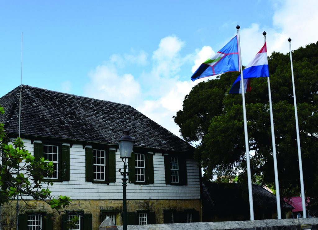 St. Eustatius deems higher supervision and 'other interference' inoperative