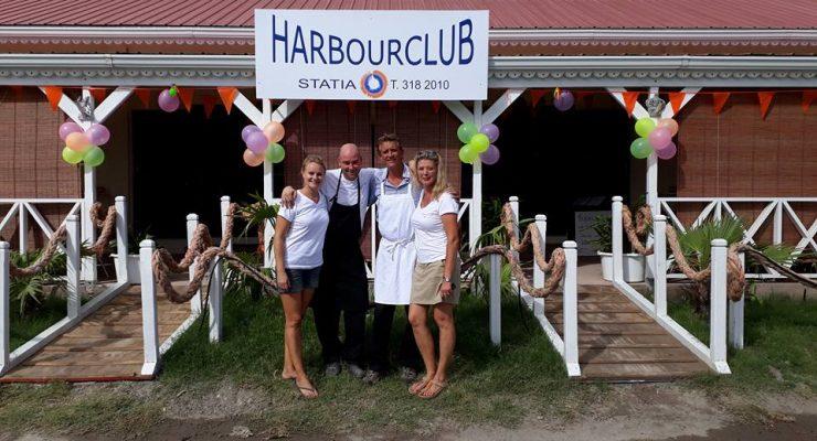 Harbourclub Restaurant opens in Statia