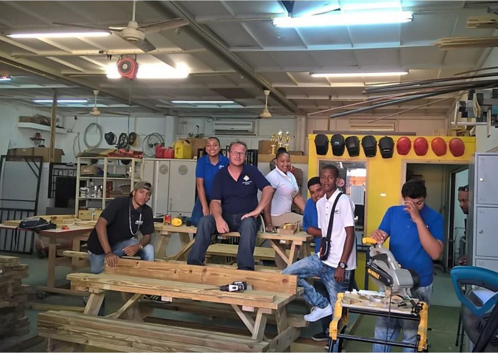Carpentry students SGB to visit Armenia, Colombia