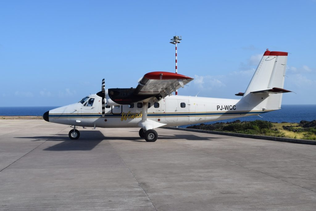 Winair to serve Curaçao-Sint Maarten-Haiti route