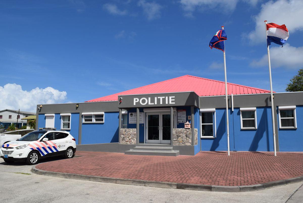 Police Station Statia