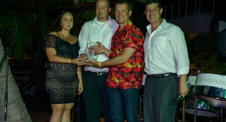 Saba's Airport receives award for Most Scenic Airport Landing