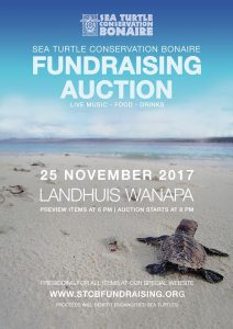 STCB Fundraising Auction @ Landhuis Wanapa