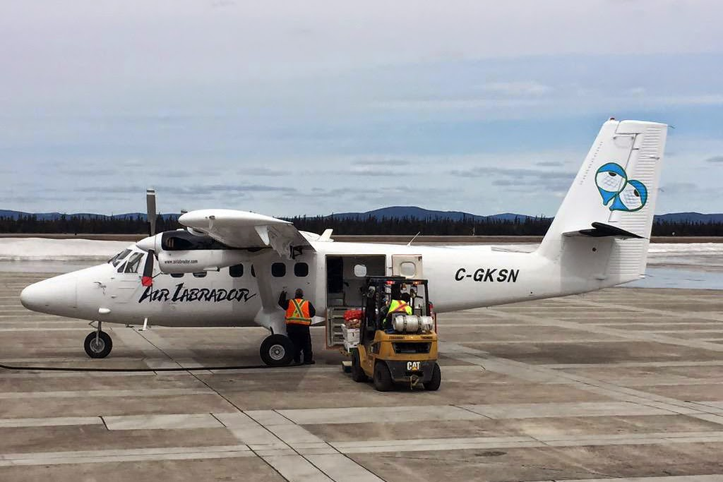 Air Labrador Twinotter