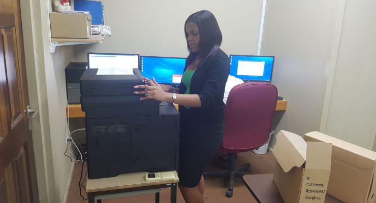 Statia Government works on new Document Management System