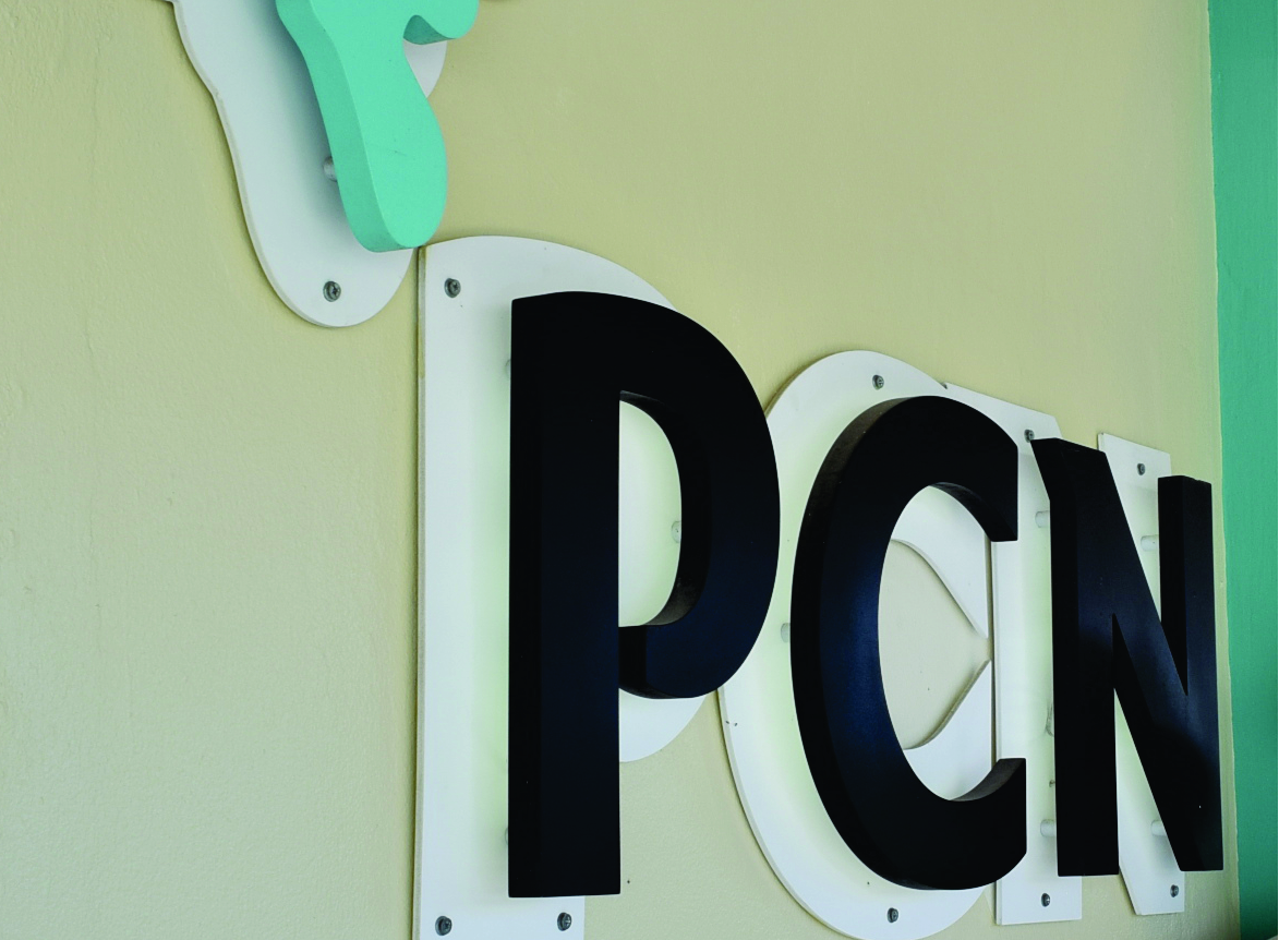 Sign PCN Office Statia