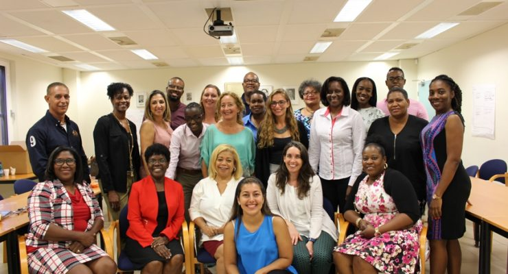 Islands participated in Health Communication workshop