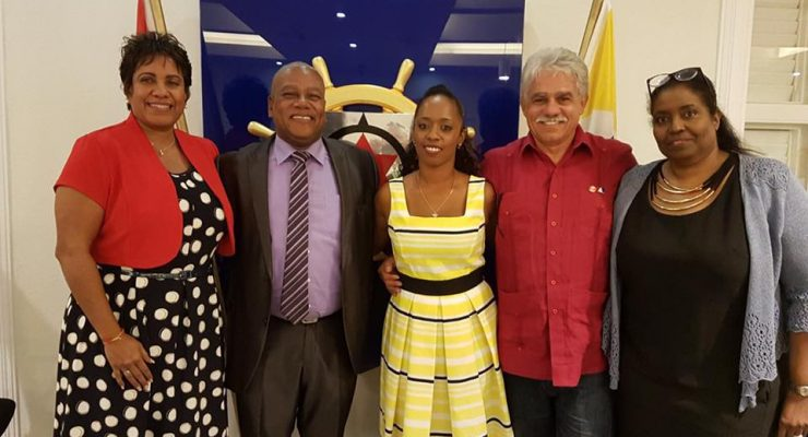 Bonaire has new 'seed of hope' government