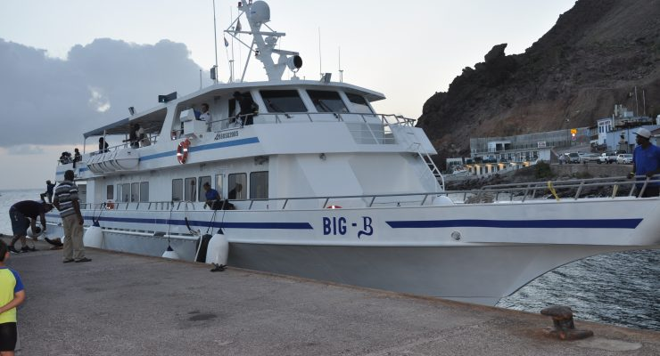New Ferry service between Saba and St. Maarten