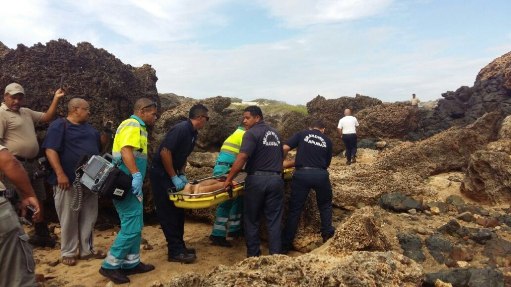 Two injured Venezuelans rescued in Aruba; third one found dead