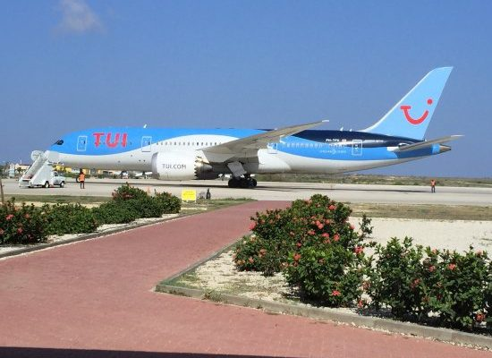 TUI with more winter flights to Bonaire