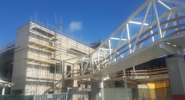 Expansion of Hato Airport in Curaçao taking form