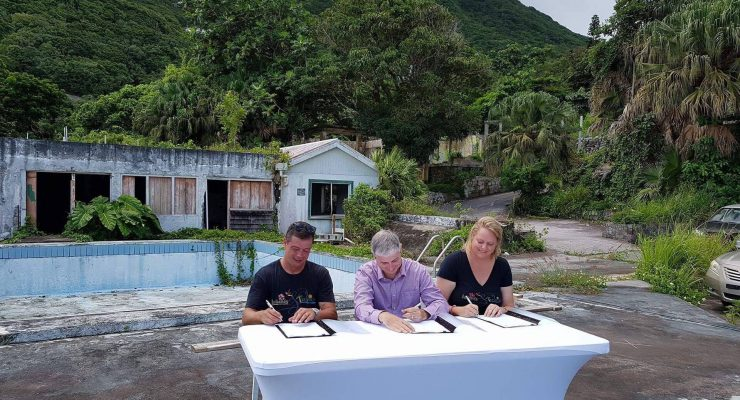 Former Captain Quarters hotel on Saba to be redeveloped
