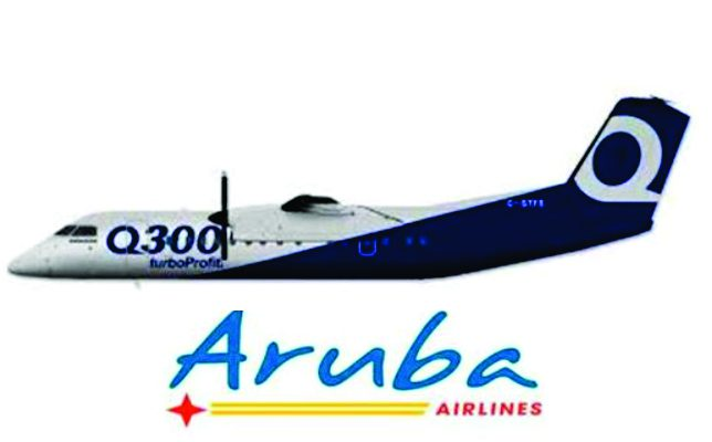 Aruba Airlines will start serving ABC-routes