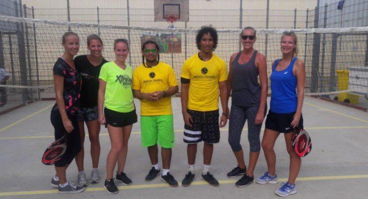 Beach Tennis Bonaire collaborates with JICN