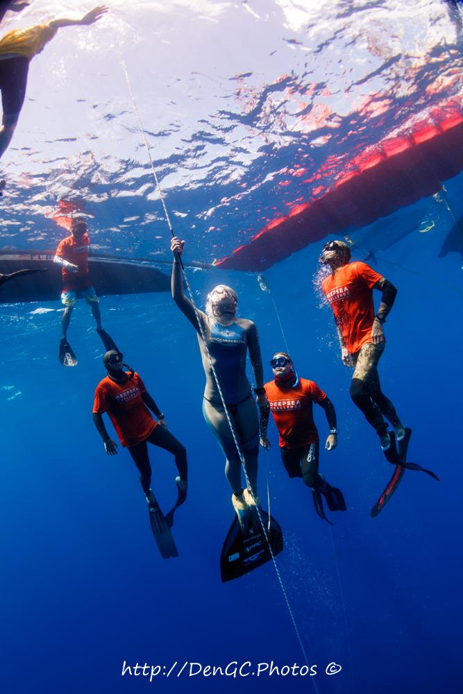 Bonaire Deepsea Challenge Freediving Competition
