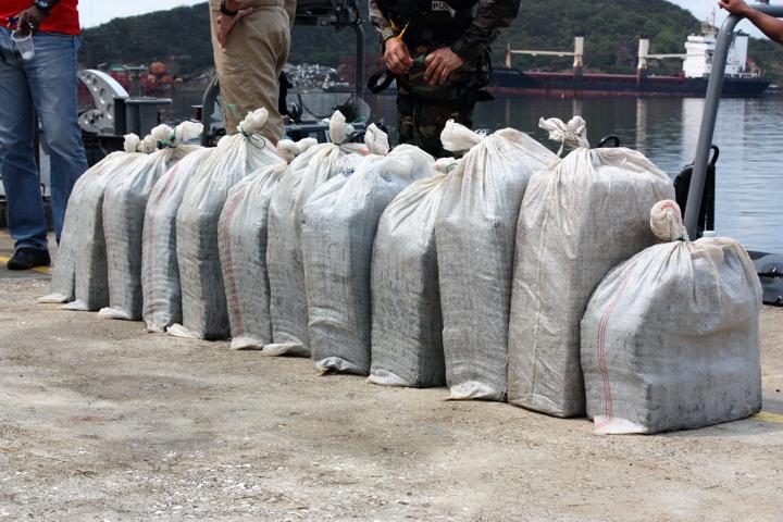 coastguard intercepts cocaine near bonaire