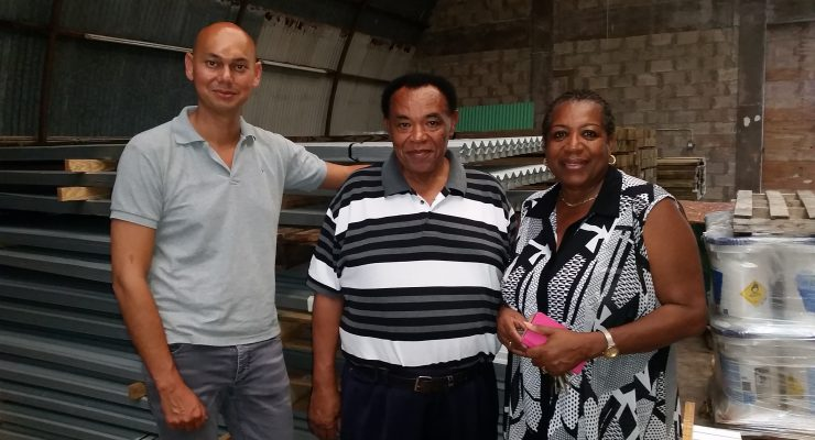 Statia Lions Club and Reconstruction Team enter into agreement