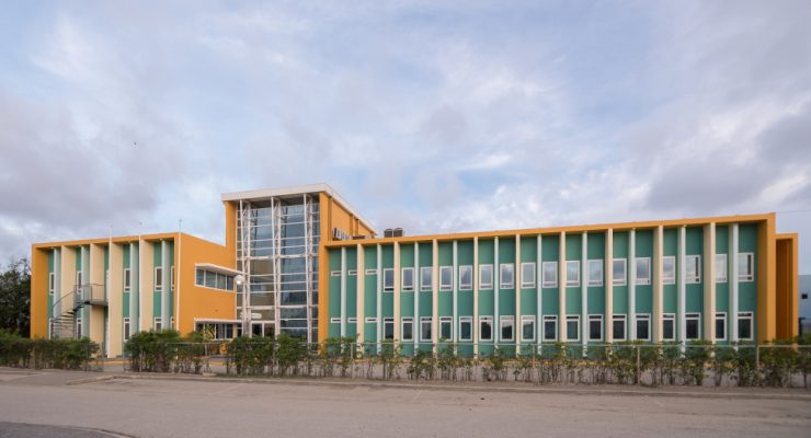 Renovation RCN building offers cost-effective and efficient housing