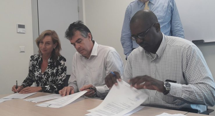 ZVK signs multi-year agreements with medical centers Statia and Saba