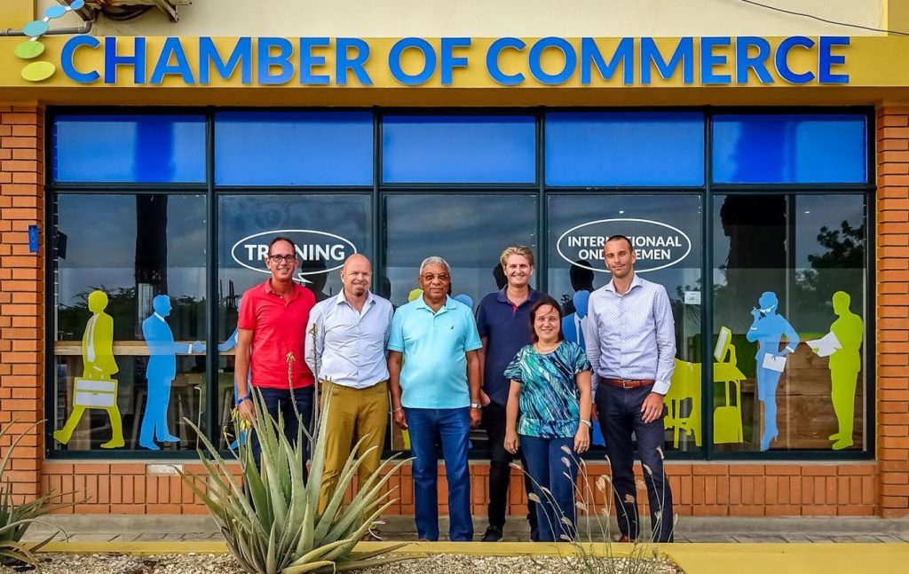 Bonaire Chamber of Commerce installs new Board