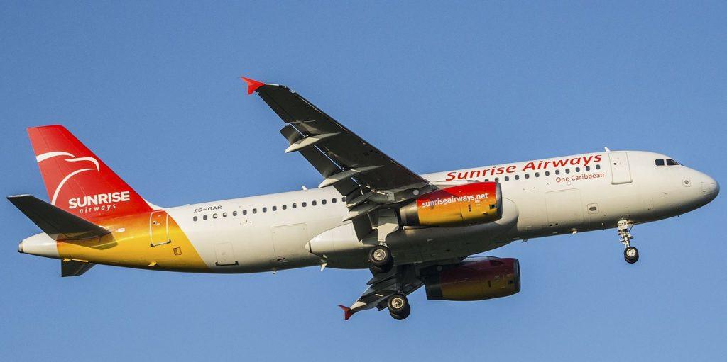 Haitian Sunrise Airways new Winair partner