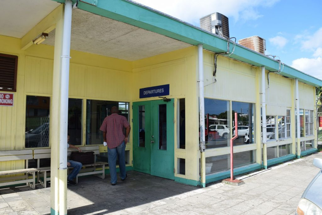 Facelift and expansion in the works for Statia Airport