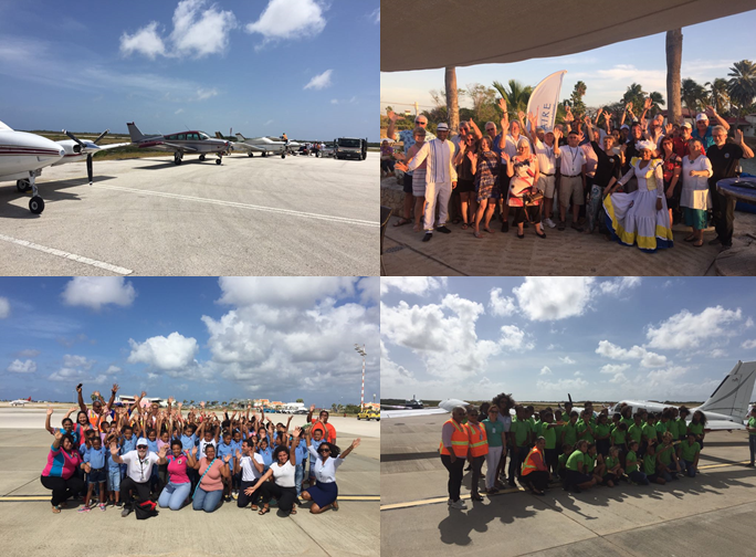 Lots of Activities around First Air Rally Bonaire
