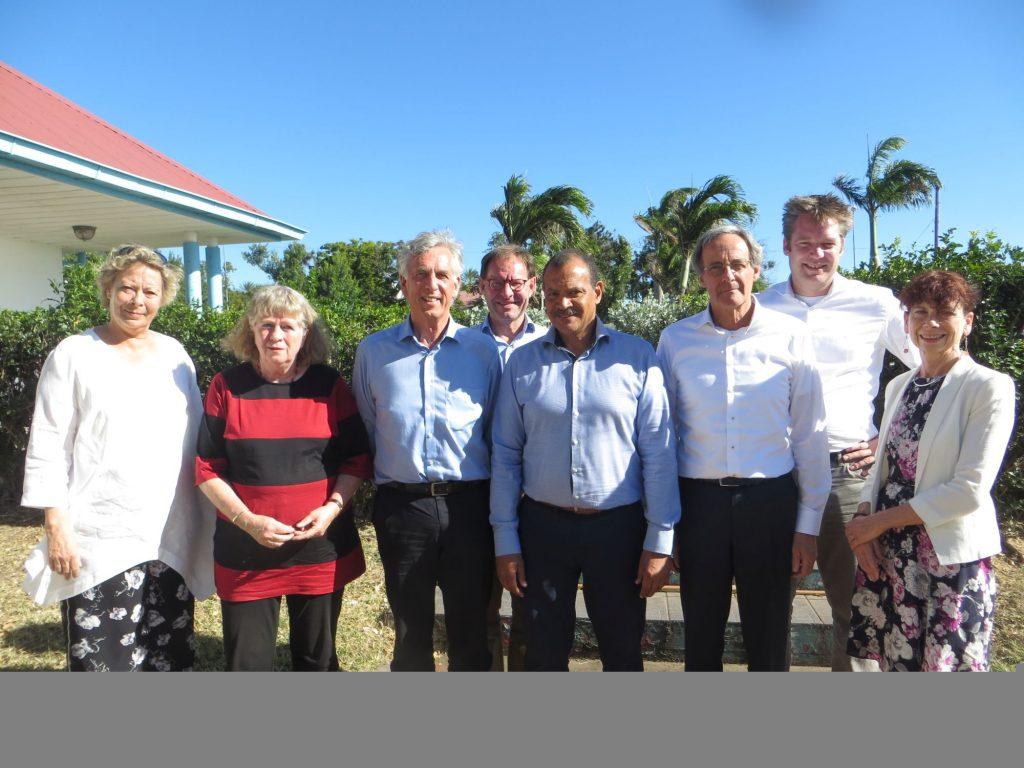 DG Mobility concludes Statia visit