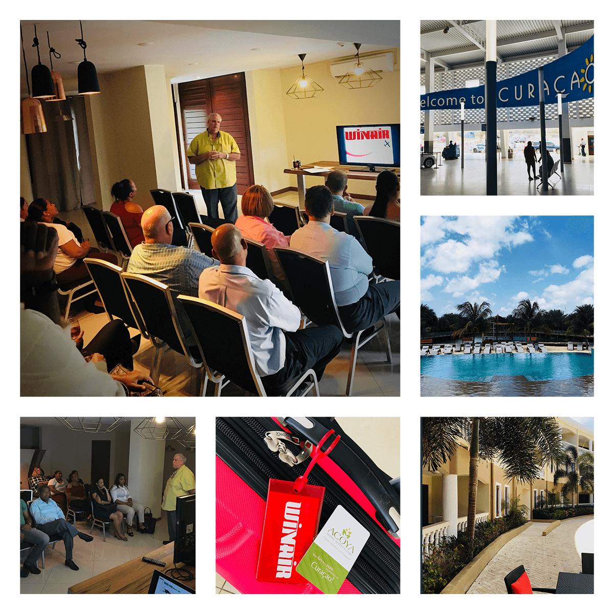 Winair Marketing Meeting Curacao June 8 2018