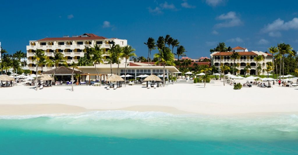 Bucuti & Tara Resort Most Romantic Caribbean Hotel